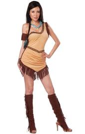Костюм индейской красотки