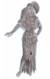 Костюм призрачной девушки