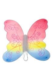 Радужные крылья бабочки