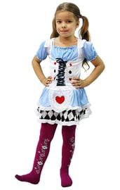 Детский костюм Карточной королевы
