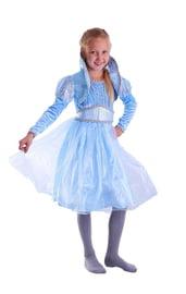 Синий костюм Принцессы