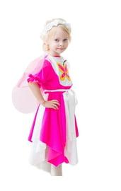 Розовый костюм Бабочки