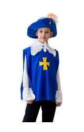 Синий костюм Мушкетера