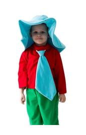 Разноцветный костюм Незнайки