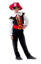 Костюм для детей Отважный пират