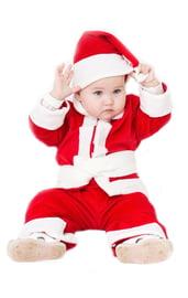 Костюм Малыша Санта Клауса