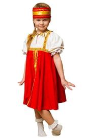 Детский костюм Русской красавицы