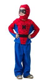 Костюм смелого человека паука