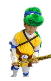 Детский костюм черепашки Леонардо
