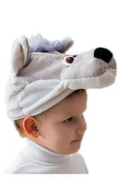 Шапка-маска Волчонок