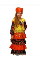 Детский костюм цыганочки