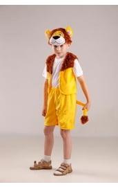 Детский костюм доброго львенка