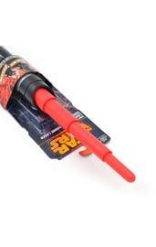 Световой меч Дарта Вейдера из саги Звездные Войны красный