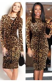 Платье охотницы