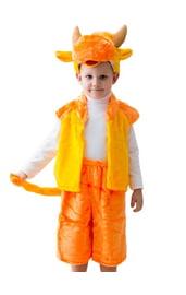 Детский костюм Желтого бычка