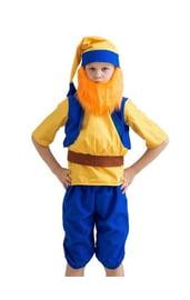 Детский костюм Гнома в жилете