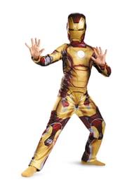Детский костюм Супергероя Железного человека