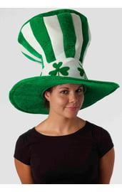 Большая шляпа лепрекона