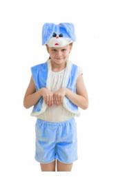 Синий костюм Зайки