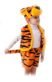 Яркий костюм тигренка