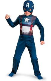 Детский костюм Справедливого Капитана Америки
