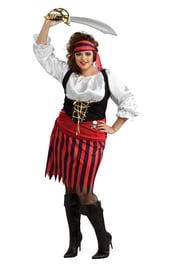 Костюм леди пирата