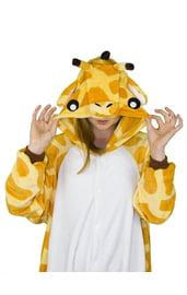 Пижама-кигуруми Жирафа