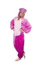 Розовая пижама-кигуруми Стич