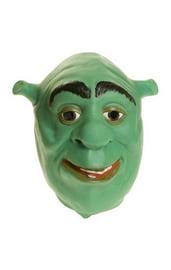 Латексная маска Шрека