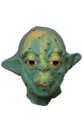 Латексная маска Йоды