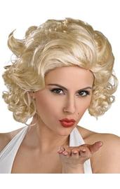Парик блондинки Мэрелин