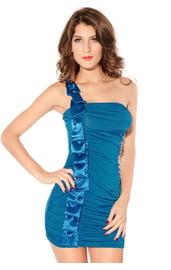 Элегантное мини платье