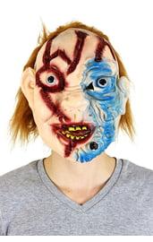 Латексная маска Чакки