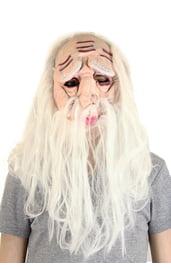 Латексная маска Сарумана