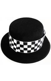 Полицейская мини-шляпка