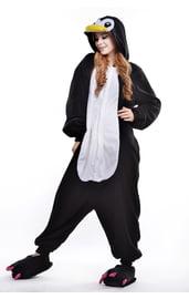 Кигуруми пингвина