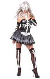 Маскарадный костюм скелетона