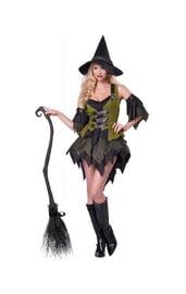 Костюм завораживающей ведьмочки