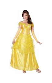 Желтый костюм принцессы Бэлль