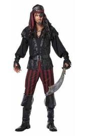 Костюм безжалостного разбойника пирата