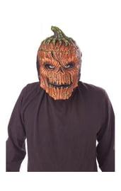 Двойная маска злобной Тыквы