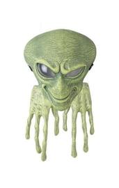Зеленый набор пришельца
