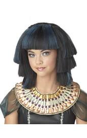 Египетский парик лесенкой