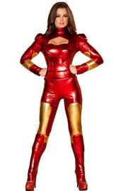 Женский костюм Железного человека
