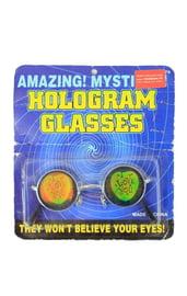 Очки с голограммой