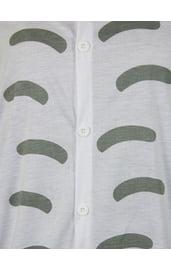 Пижама-кигуруми Тоторо с шортиками