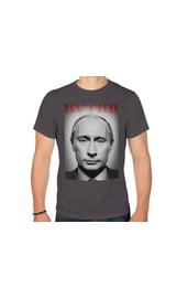 Мужская футболка Путин