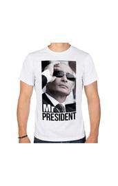 Мужская футболка Mr President