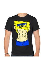 Мужская парная футболка Sport forever