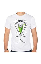 Мужская футболка парная Жених